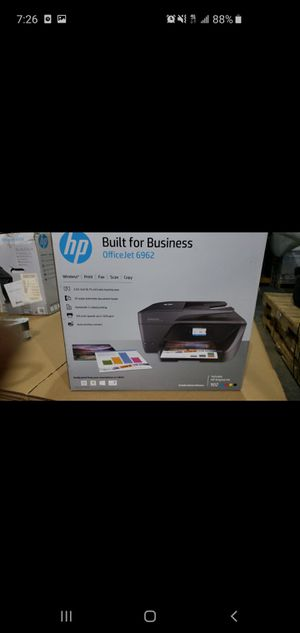 HP printer brand new for Sale in Doral, FL