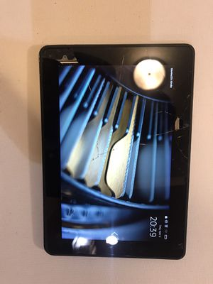 Cracked screen Kindle Fire HDX (3rd Generation) for Sale in Lincoln, NE