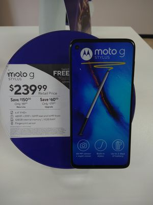 Moto g stylus for Sale in Durham, NC