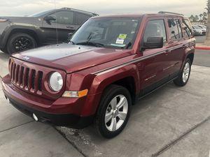 2017 Jeep Patriot Latitude for Sale in Las Vegas, NV