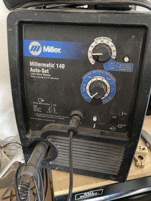 Miller welder for Sale in Nuevo, CA