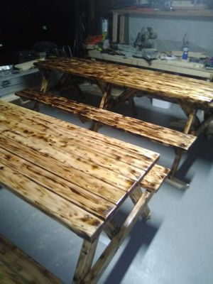 8 feet ohana tables for 250 free delivery for Sale in Hilo, HI