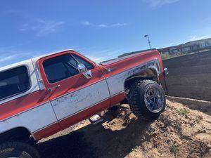 Chevy 79 K5 blazer for Sale in Phoenix, AZ