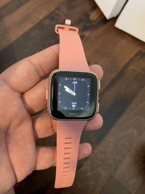 Fitbit Versa for Sale in East Brunswick, NJ