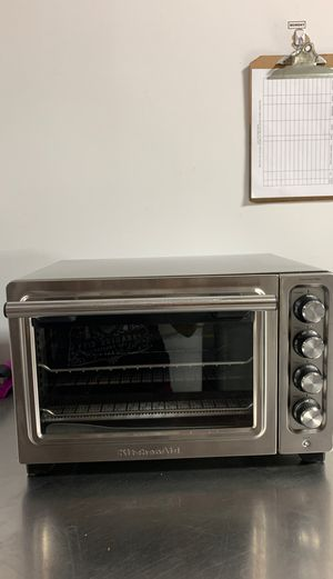 Kitchen Aid Compact Oven KCO253 for Sale in Chicago, IL