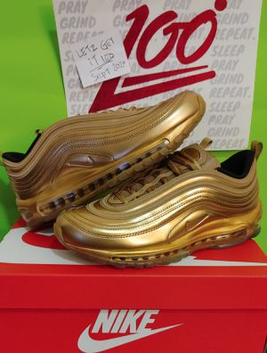 Nike airmax 97 gold sz 10.5M for Sale in Queens, NY