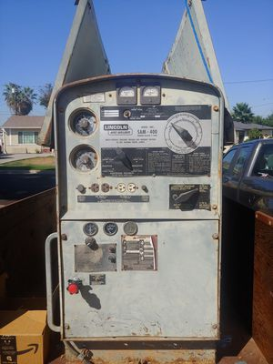 Lincoln Electric SAM-400 for Sale in Whittier, CA