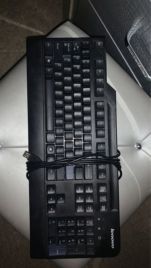 DELL and LENOVO computer keyboards for Sale in NO FORT MYERS, FL
