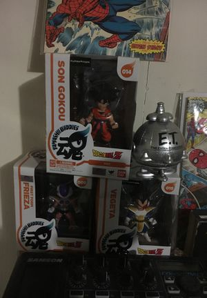Dragon ball z collectibles for Sale in Philadelphia, PA