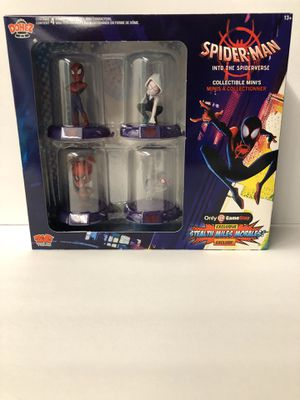Spider-Man: Into The Spider-Verse Domez 4-Pack - Only at GameStop for Sale in Miami, FL