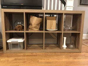 $80 Great condition versatile storage/shelf/table for Sale in Philadelphia, PA