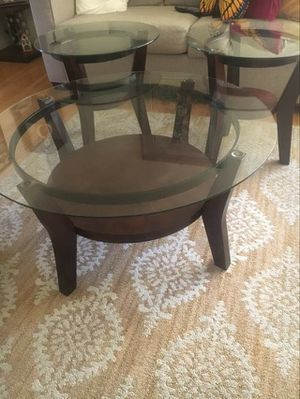 3pcs Coffee table set for Sale in Long Beach, CA
