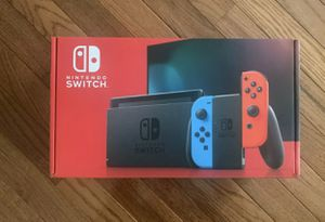 nintendo switch NEW IN BOX for Sale in Randolph, MA