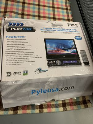 Pyle single din for Sale in Sanford, FL