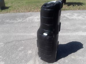 Golf bag travel hard case. $20 firm. for Sale in Wesley Chapel, FL
