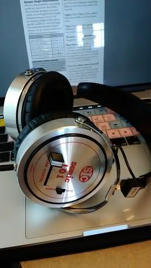Classic Japanese headphones restored for Sale in Union Park, FL