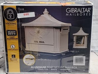 Large Capacity Mailbox for Sale in San Jose,  CA