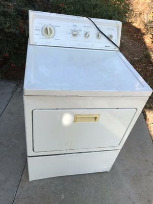 Free Driyer for Sale in Spring Valley, CA