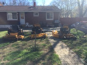 Wright lawn mowers for sale for Sale in Alexandria, VA