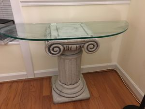 Antique Greek Column for Sale in Burke, VA