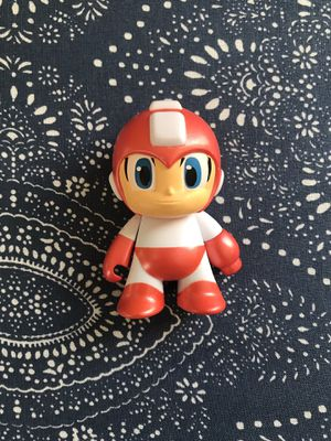 Mega Man kidrobot action figure for Sale in Streamwood, IL