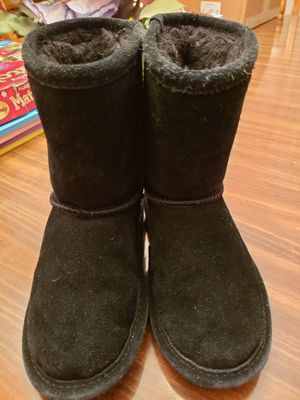 Toddler girls black Bear Paw boots for Sale in Spring, TX