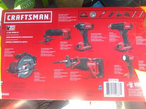 New Craftsman tools and shop vac for Sale in Nashville, TN