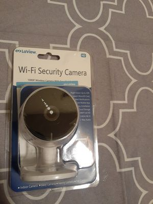 Laview wifi security camera for Sale in Los Angeles, CA