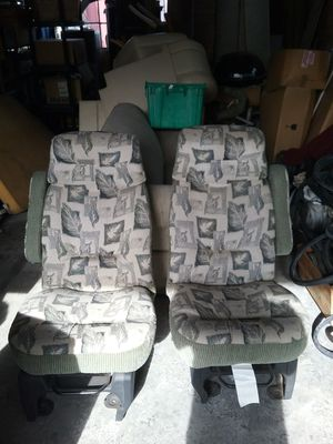 2 RV Captians Chairs for Sale in Tacoma, WA