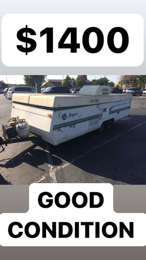 Jayco Eagle Trailer Camper Clean Title for Sale in Huntington Beach, CA