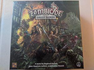 Zombicide: Green Horde, 7 Wonders, Azul, Zombie Kidz for Sale in West Covina, CA