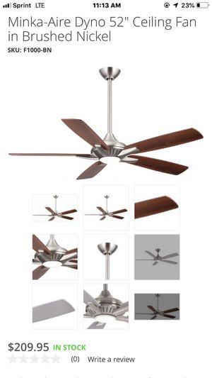 Dyno ceiling fan for Sale in Cumming, GA