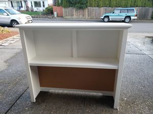 Free desk/dresser topper shelf for Sale in Portland, OR