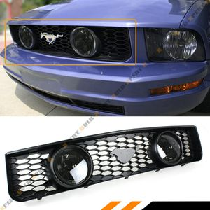 Mustang Black Housing Halo Fog Lights for Sale in San Diego, CA