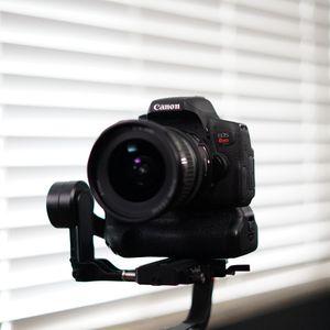 Canon Rebel T6i Bundle Video/photo Kit for Sale in Walnut, CA