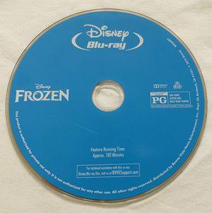 Disney Frozen Movie Blu-ray Disc for Sale in Kissimmee, FL