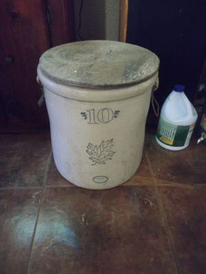 Antique 10 gal jug for Sale in Orange, TX