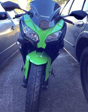 2013 Kawasaki Ninja 300 Special Edition for Sale in Orlando, FL
