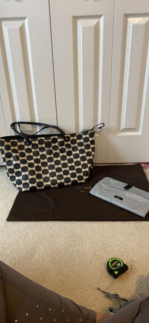 Kate Spade Diaper bag for Sale in Gibsonia, PA