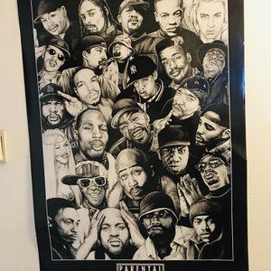 "Rap Gods Poster 24"" X 36"" for Sale in Woodside, CA"