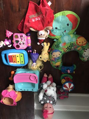 Bundle of used toys for Sale in Tampa, FL
