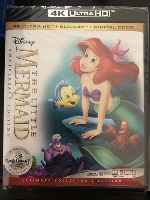 The little mermaid digital code for Sale in Lewisville, TX