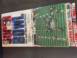 Electric Football Original Game for Sale in Atlanta, GA