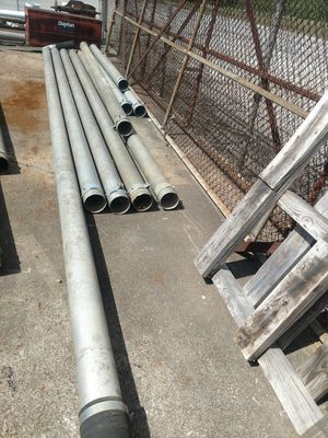 """6"""" Aluminum pipe for Sale in Grand Rapids, OH"""