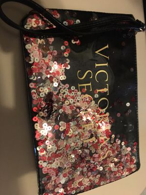 Victoria's Secret Sequin Clutch Purse for Sale in Chevy Chase, MD