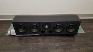 Polk Audio CS350-LS center channel speaker MINT for Sale in Raleigh, NC