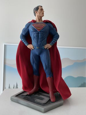 DC Collectibles DCEU Justice League Superman (Henry Cavill) Statue for Sale in San Jose, CA