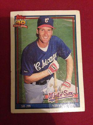 Steve Lyons tops 612 for Sale in Oklahoma City, OK