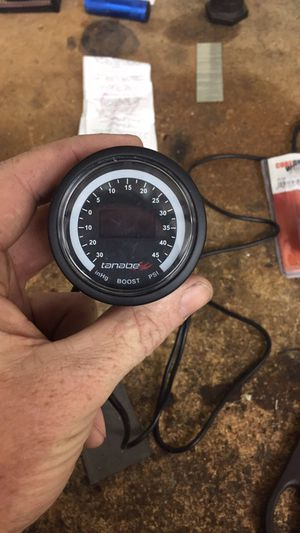 Tanabe VLS boost gauge for Sale in Tempe, AZ