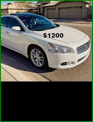Price$1200 Nissan Maxima for Sale in Baton Rouge, LA